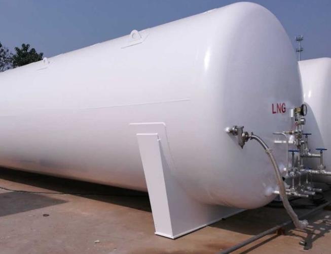 湖南LNG储罐