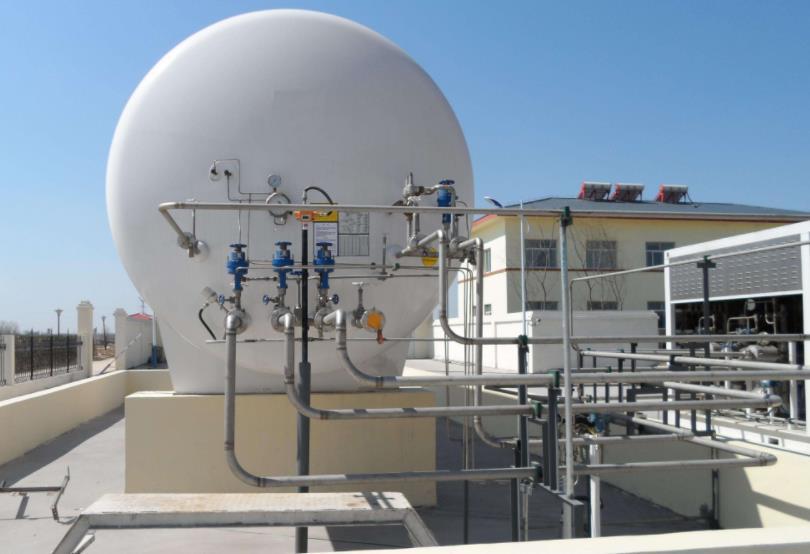 湖南LNG储气罐